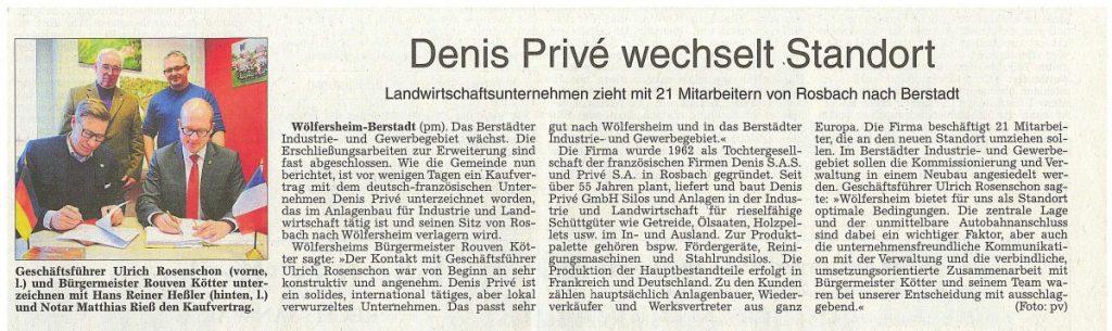 Wetterauer Zeitung vom 18.02.2017